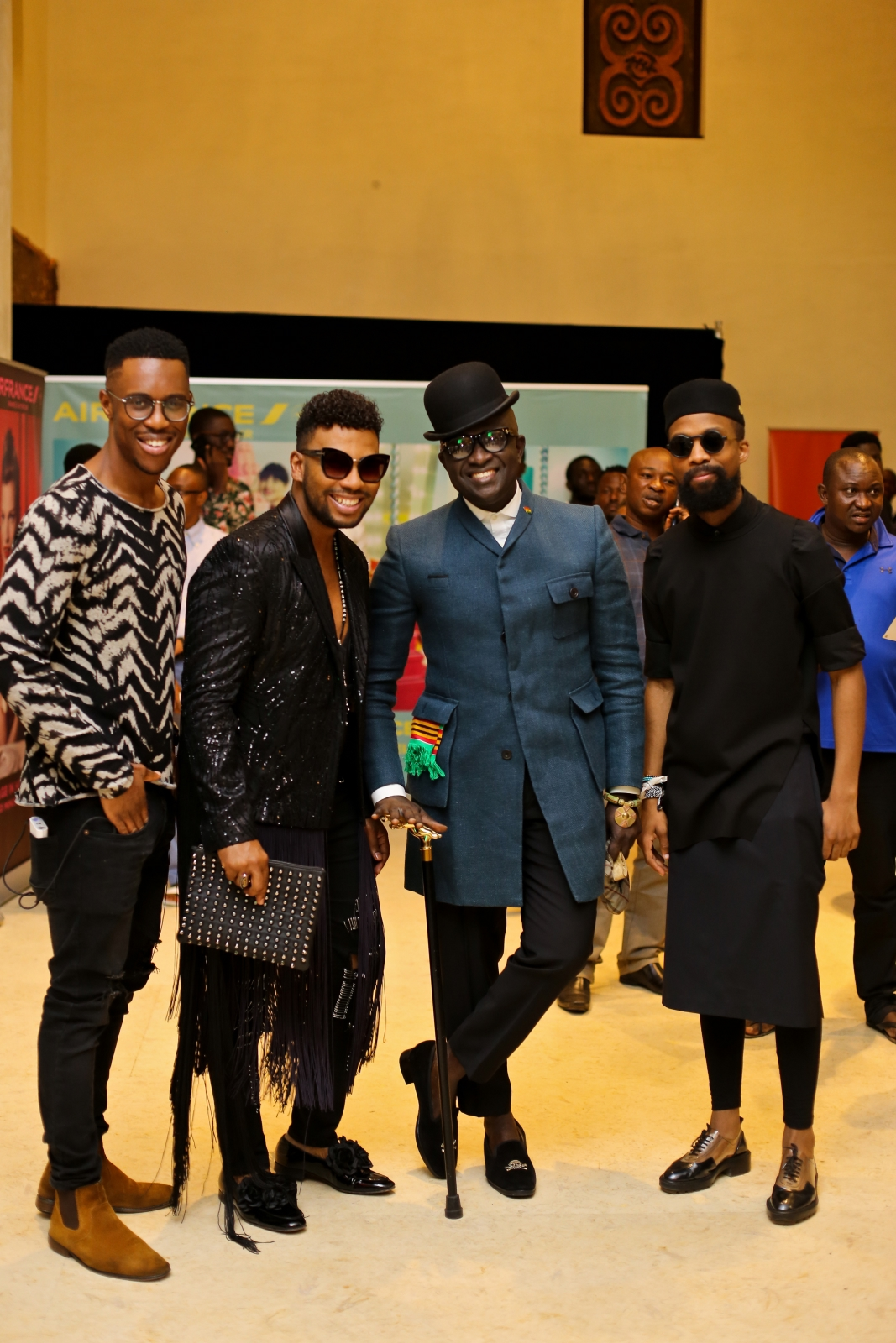 Glitz fashion week ghana Maybelline New York creates platform for upcoming talents at Glitz